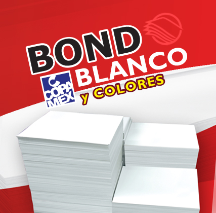 Papel bond 120 gramos